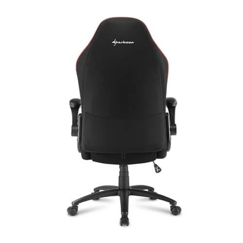 Cadeira Gaming Sharkoon Elbrus 1 Preta/Vermelha