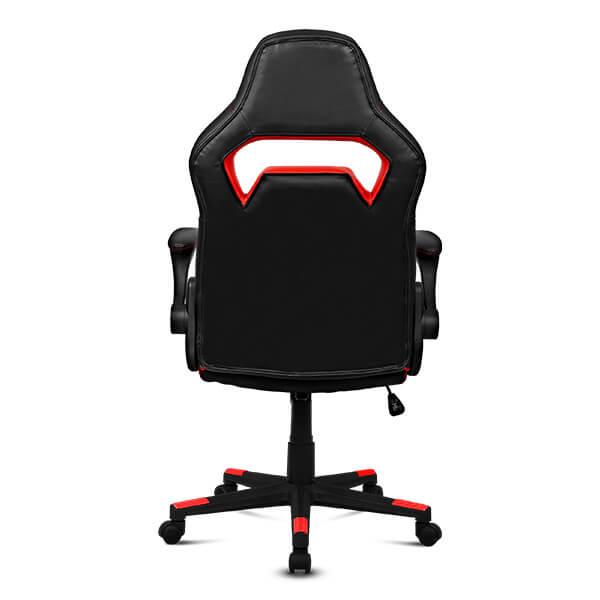 Cadeira Gaming Drift DR75 Preta/Vermelha