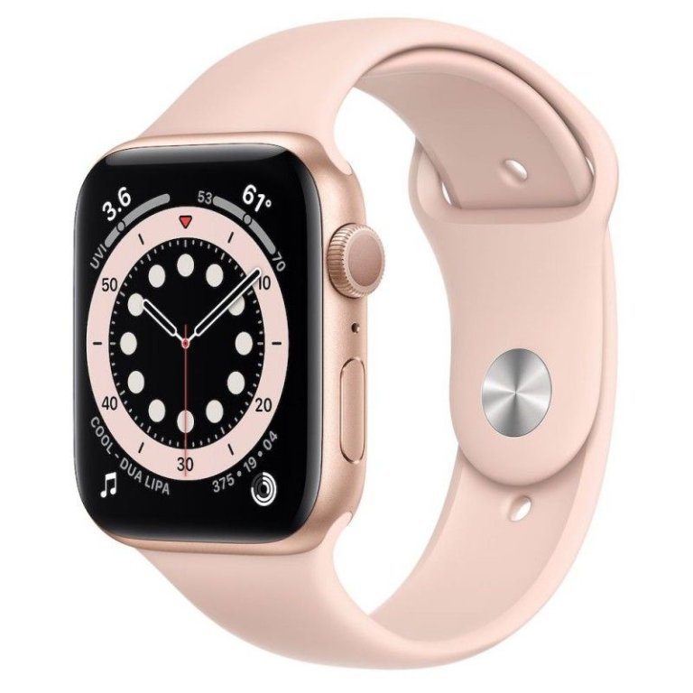 Apple Watch Series 6 Dourado