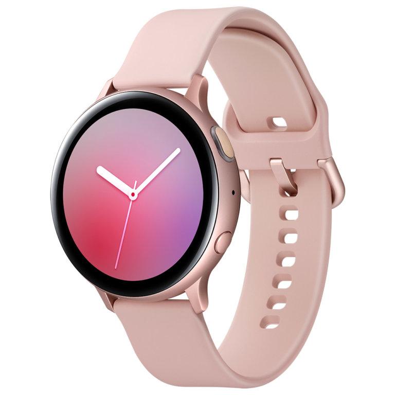 Smartwatch Samsung Galaxy Watch Active 2 44mm Alumínio Rosa Dourado