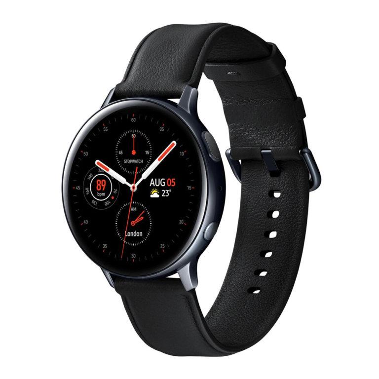 Smartwatch Samsung Galaxy Watch Active 2 44mm Aço Preto