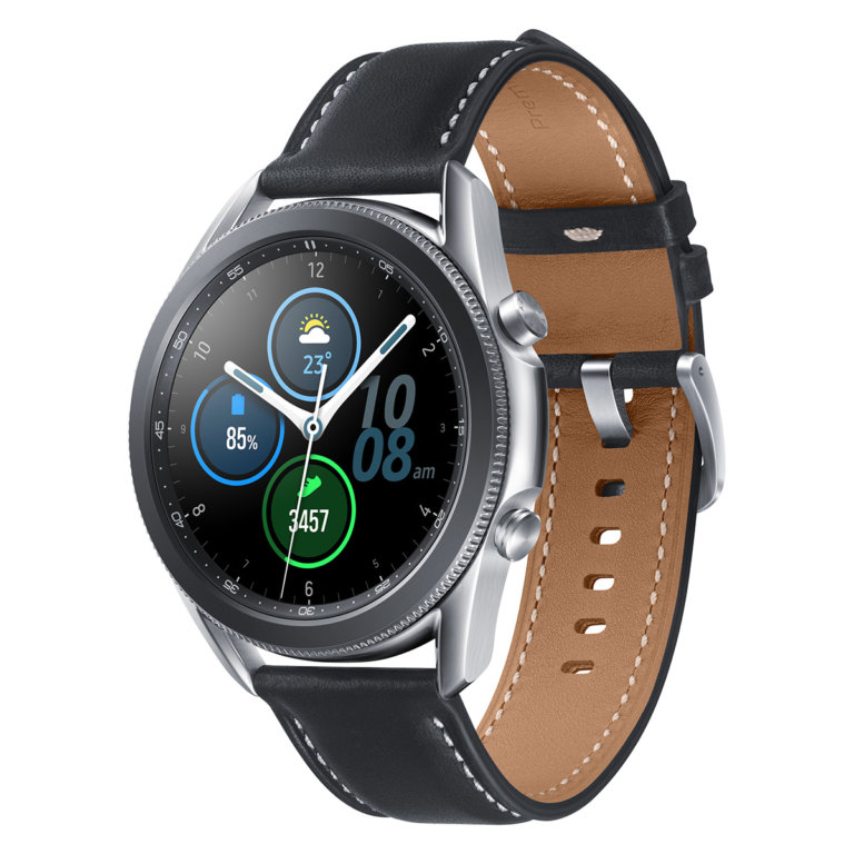Smartwatch Samsung Galaxy Watch 3 45mm Prateado