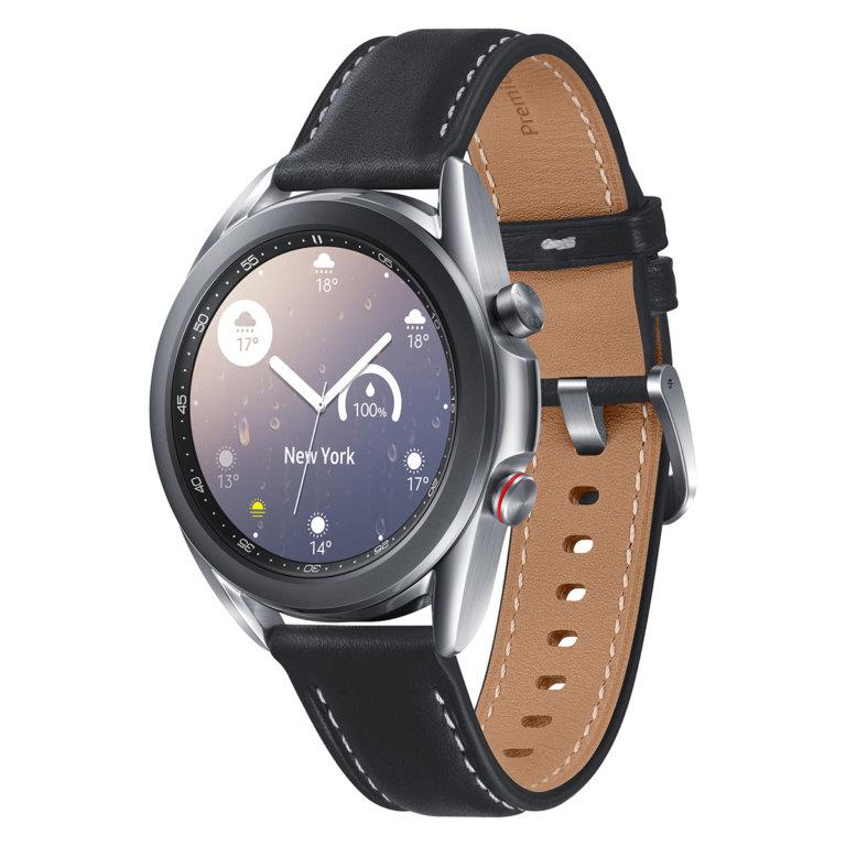 Smartwatch Samsung Galaxy Watch 3 41mm LTE Prateado