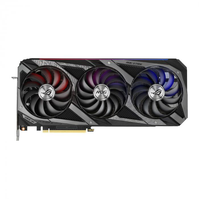 Placa Gráfica Asus ROG Strix GeForce RTX 3090 24GB GDDR6X OC Edition