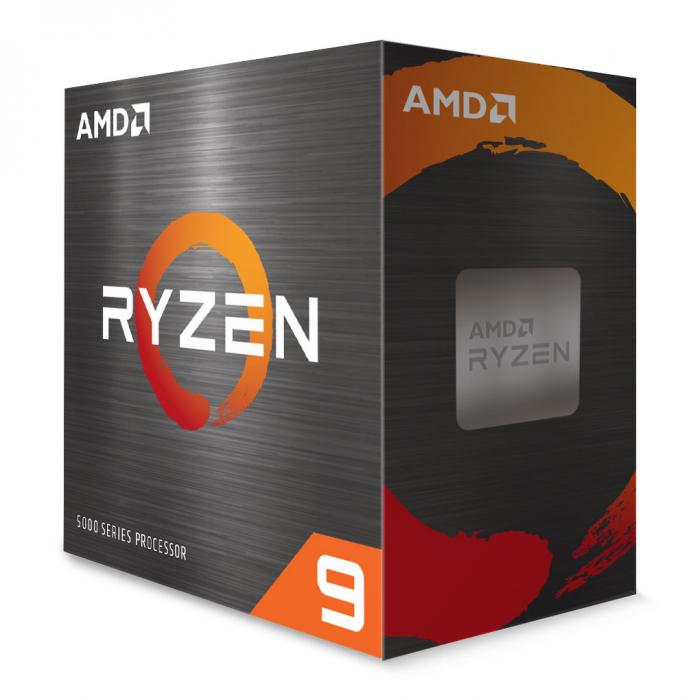 Processador AMD Ryzen 9 5950X 16-Core 3.4GHz c/ Turbo 4.9GHz 72MB
