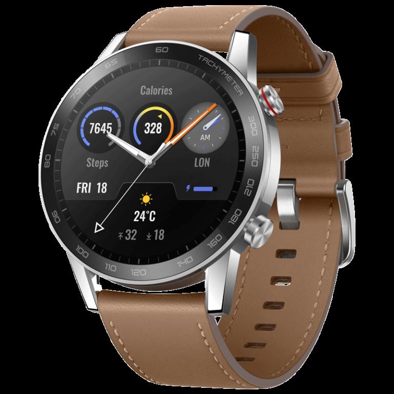 Smartwatch Honor Magic Watch 2 46mm Castanho