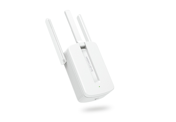Repetidor Mercursys MW300RE Wi-Fi 300Mbps