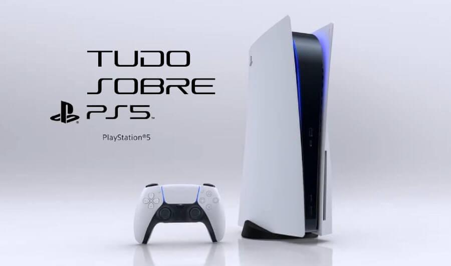 Tudo Sobre PS5