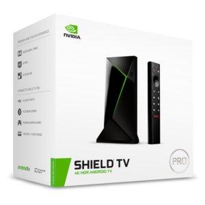 Box NVIDIA Shield TV Pro (2019) 4K HDR