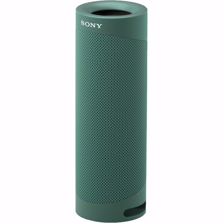 Coluna Portátil Sony SRS-XB23 Extra Bass Bluetooth Verde