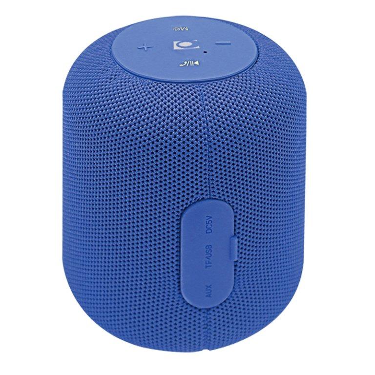 Coluna Portatil Gembird Bluetooth Azul