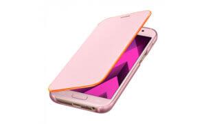 Neon Flip Cover Samsung Galaxy A3