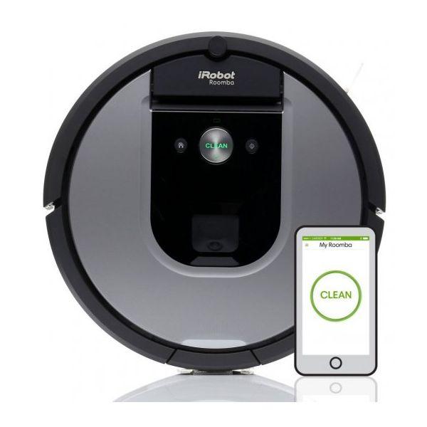 Aspirador iRobot Roomba 965