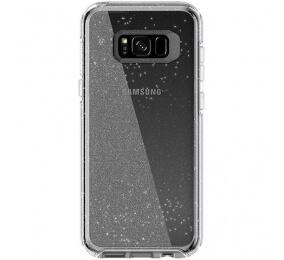 Capa OtterBox Symmetry Galaxy S8+ Transparente c/Brilhantes