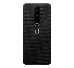 Capa OnePlus 8 Nylon Bumper Case Preta