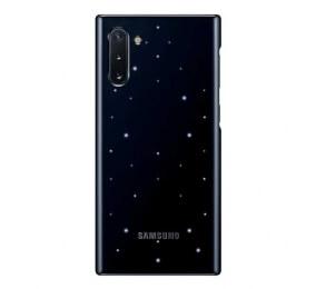 Capa Samsung Galaxy Note 10 LED Cover Preta