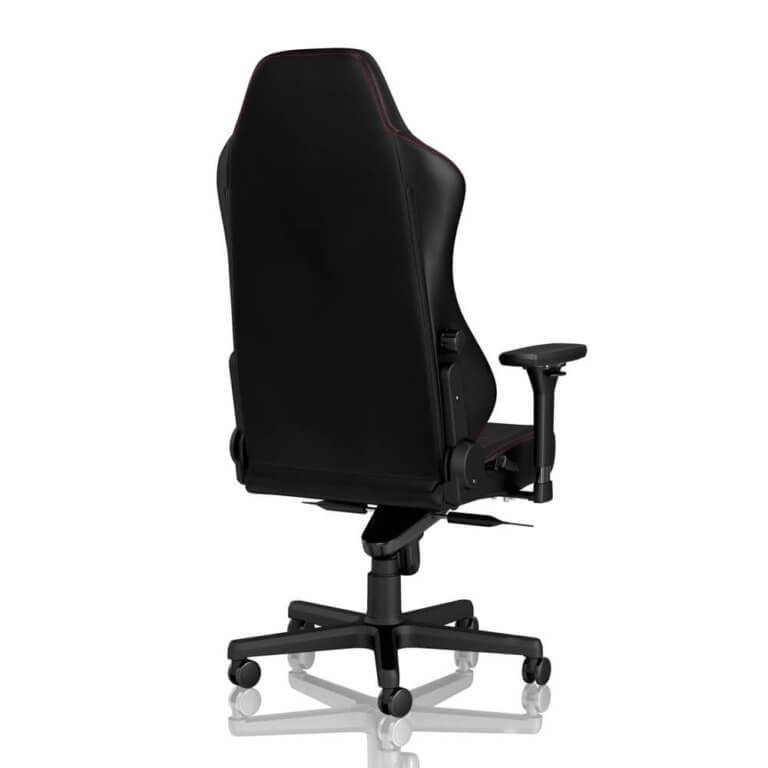 Cadeira Gaming Noblechairs HERO PU Leather Preta/Vermelha