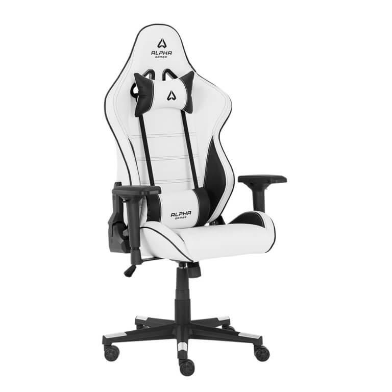 Cadeira Gaming Alpha Gamer Nimbus Branca