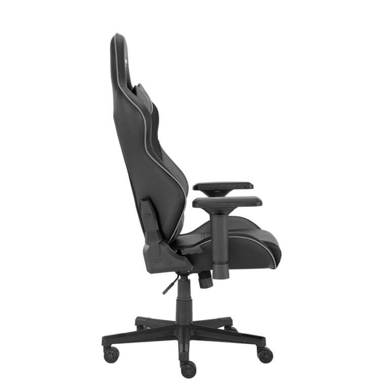 Cadeira Gaming Alpha Gamer Nimbus Preta/Cinza