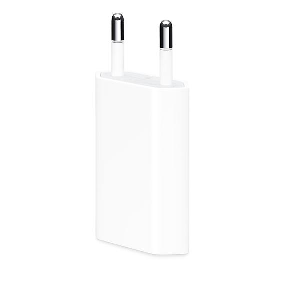Carregador Apple 5W USB