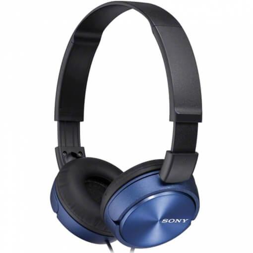 Headphones Sony MDR-ZX310 Azuis