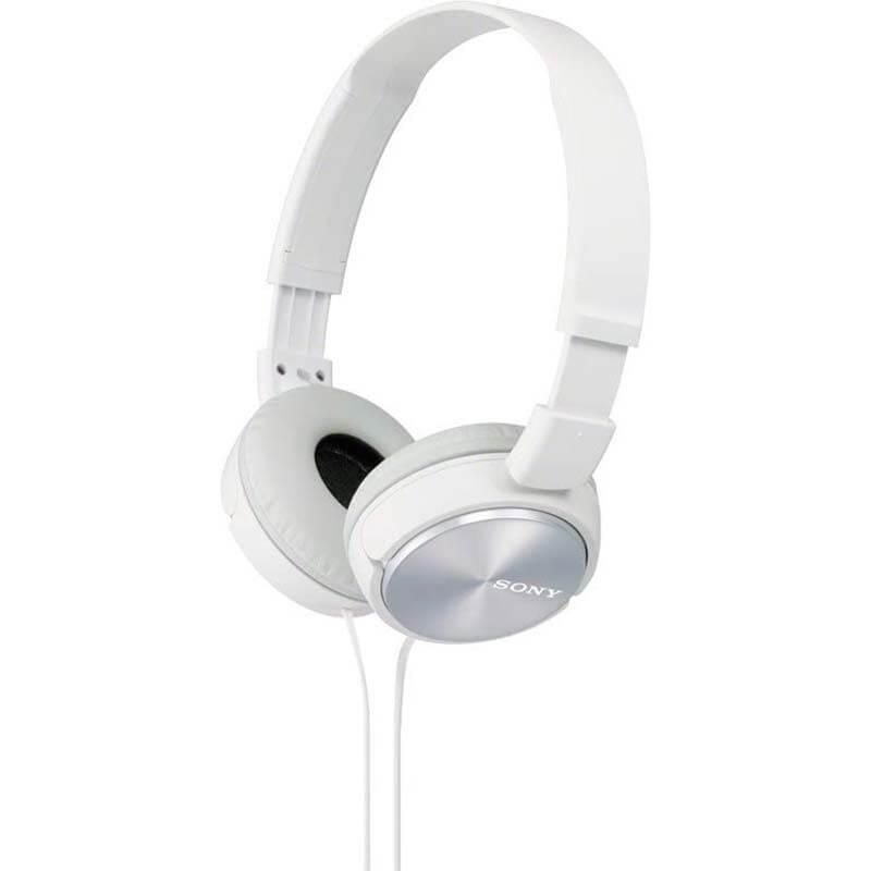 Headphones Sony MDR-ZX310 Brancos