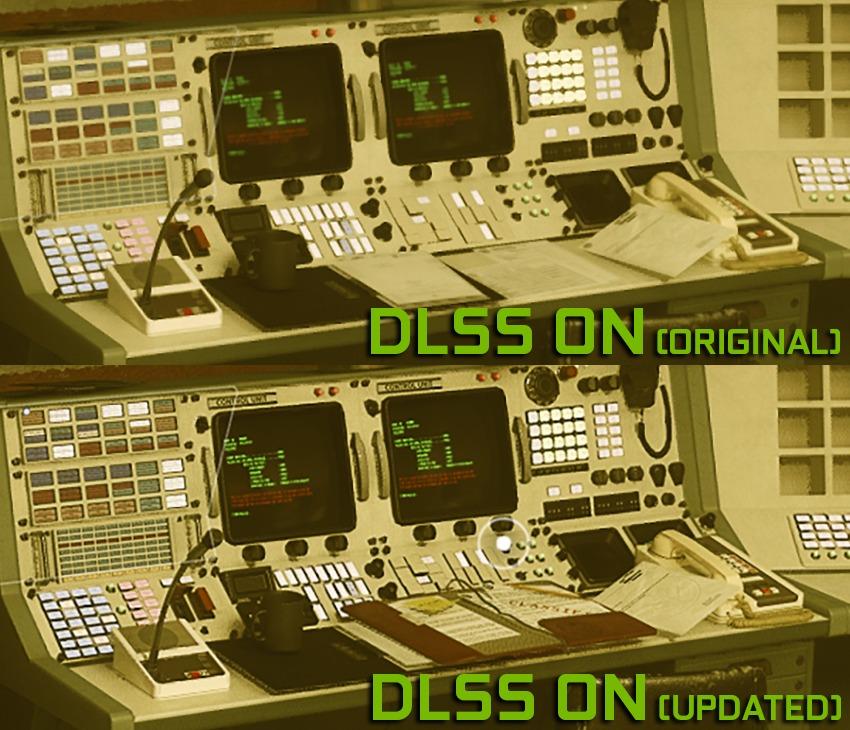 Imagens capturadas a 1440p usando o modo de Qualidade DLSS 2.0
