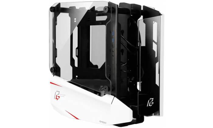 Caixa Mini-ITX Antec Striker Phantom Gaming Edition Branca