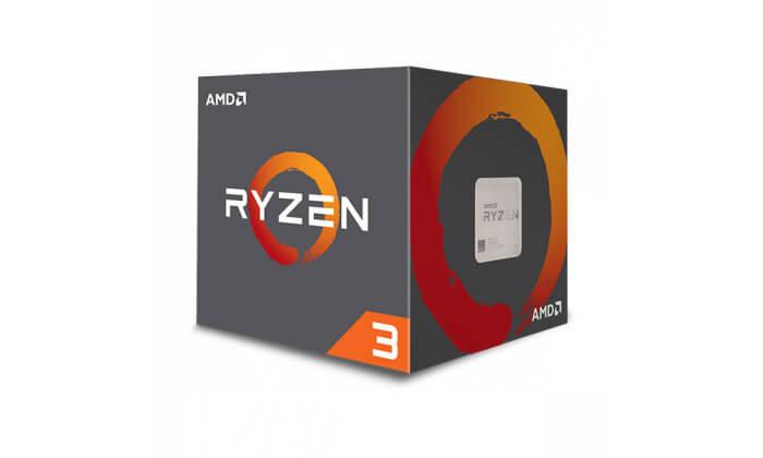 Processador AMD Ryzen 3 1200 AF Quad-Core 3.1GHz c Turbo 3.4GHz 8MB