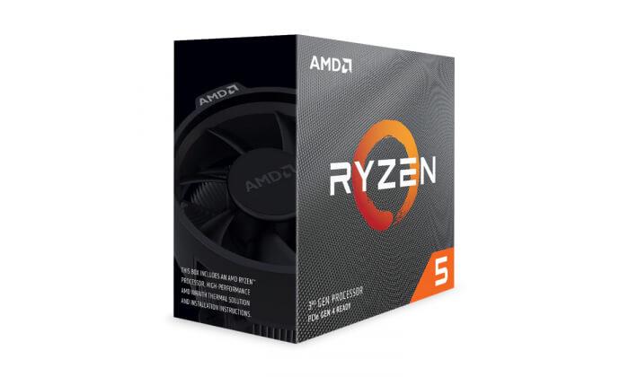 Processador AMD Ryzen 5 3600 Hexa-Core 3.6GHz c Turbo 4.2GHz 36MB