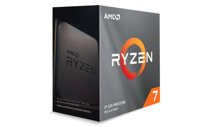Processador AMD Ryzen 7 3800XT Octa-Core 3.9GHz c Turbo 4.7GHz 36MB