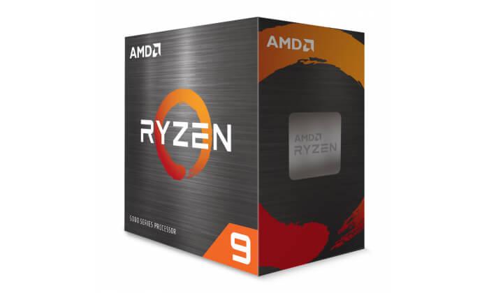 Processador AMD Ryzen 9 5900X 12-Core 3.7GHz c Turbo 4.8GHz 70MB