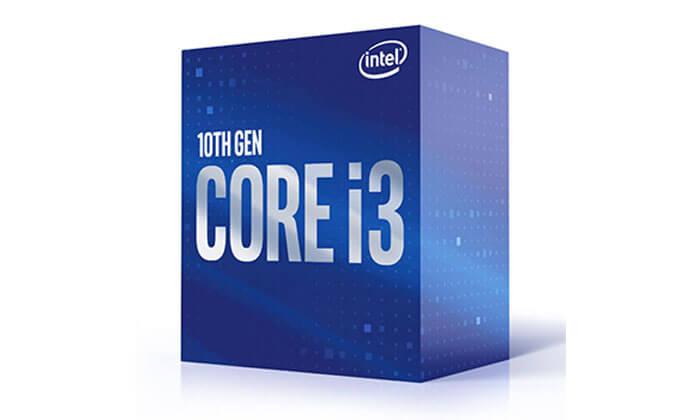Processador Intel Core i3 10100F 4 Core 3.6GHz c Turbo 4.3GHz 6MB